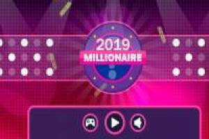 Who wants to be a millionaire? Edition 2019