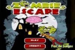 Escapes de zombies