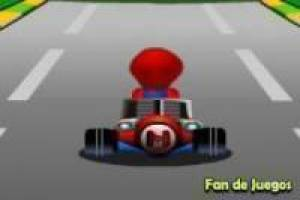 Free New super mario kart Game