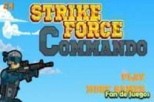 Juego Strike force commando Gratis