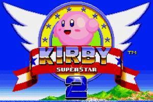 Kirby in Sonic the Hedgehog 2