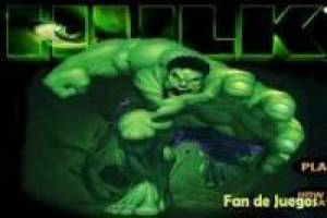 Free Hulk power Game