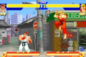 Street Fighter Alpha: Warriors Düşleri