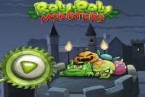 Roly Poly Monsters Online
