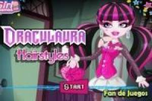 Dress up and make up Draculaura