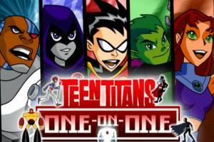 Teen Titans Go !: One on One