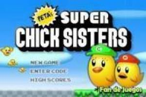 Mario: super chick søster