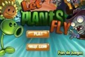 Plantas vs zombies, cañón