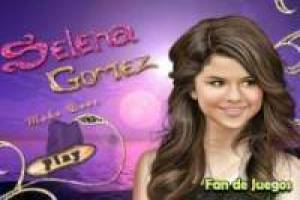 Free Selena Gomez dress Game