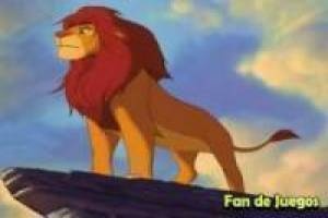 Puzzle; the Lion King