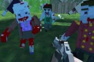 Minecraft: GunShoot Gang