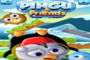Saltos: Pingu and Friends