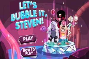 Let's Bubble It, Steven!