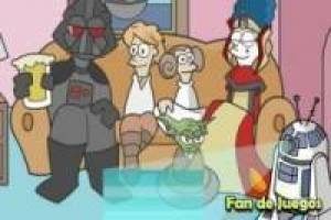 Free Simpson star wars Game