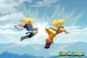 Gratis Video Goku vs Vegeta Spelen