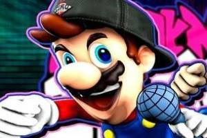 Friday Night Funkin: SMG4 If Mario Was In FNF Mod Pack