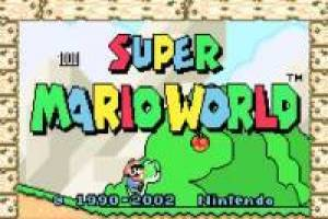 Super Mario World GBA