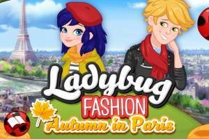 Ladybug Fashion Autumn in Paris