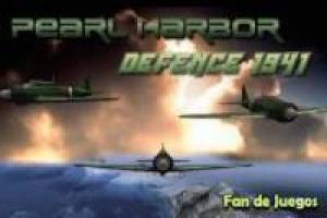 Défense Pearl Harbor 1941