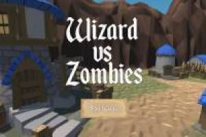 Wizard vs Zombies