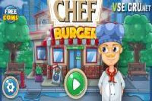 Chef de Hamburguesas