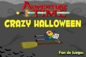 Adventure Time: o dia das bruxas