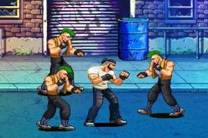 Street fight: Beat Em Up 2D