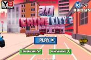 Crime in the city 2: 3D