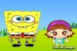 SpongeBob and Princess