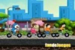 Doraemon: Bicycle Race
