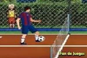 Free Football tennis Game