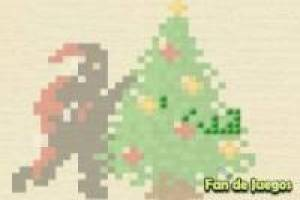 Christmas cross stitch pictures