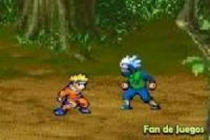 Juego Naruto training game Gratis