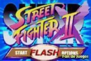 Gratis Street Fighter 2 Spille