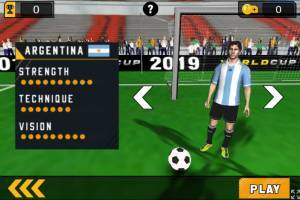 World Cup 2020 Soccer