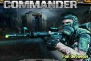 Free Commander Game