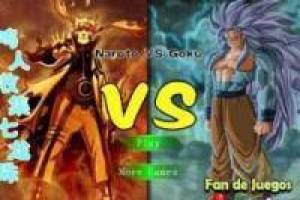 Free Naruto vs Goku Game