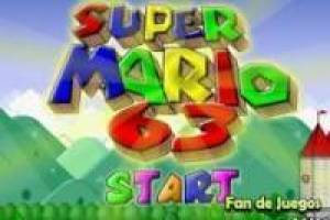 Super Mario 63