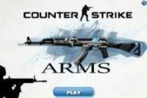 Counter Strike: Memory Arms