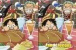 One Piece busca las diferencias