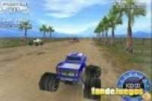 Monster truck 3D: Game
