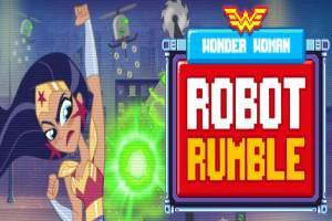 Wonder Woman: Robot Rumble