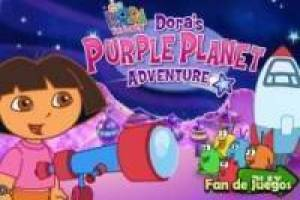 Dora the Explorer: adventures in space