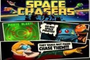 Space Chasers: Defensores de la Galaxia