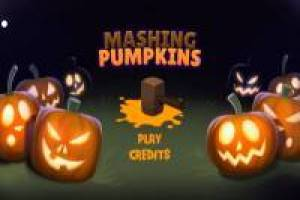 Crush pumpkins