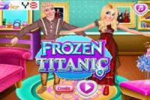 Frozen: Bring the Titanic to Life