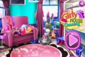 Leave the princess' s house neat
