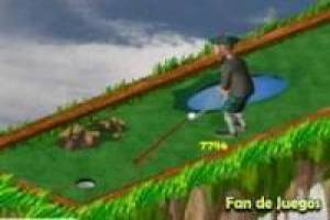Animated golf