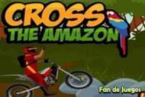 Motocross in the Amazon