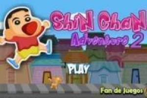 Free Shin chan adventures Game